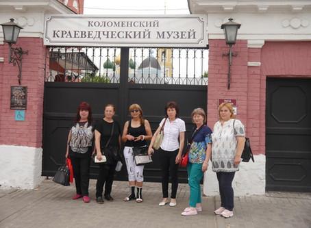 Международное сотрудничество с Болгарскими коллегами