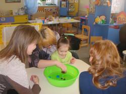 РОСТОК СП 24 мастер класс по экспериментированию с детьми