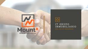 Nueva alianza MountX & IT Grupo Inmobiliario