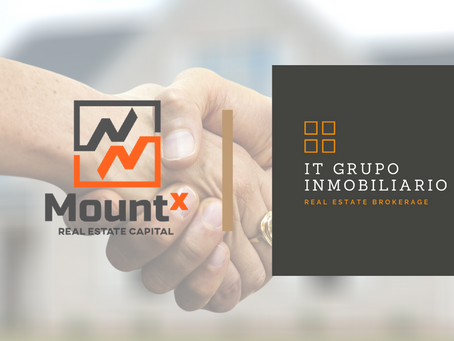 New alliance MountX & IT Real Estate Group