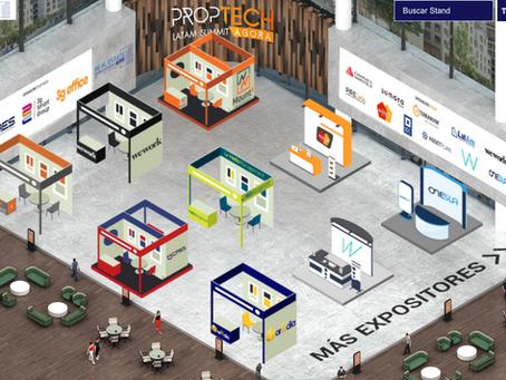 "Evento PROPTECH ""Real Estate Management Tech 2020"""