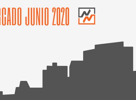 Estadísticas del mercado G.T.A. Junio 2020