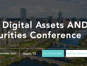 Conferencia sobre Activos y Valores Digitales 21 -23 de septiembre