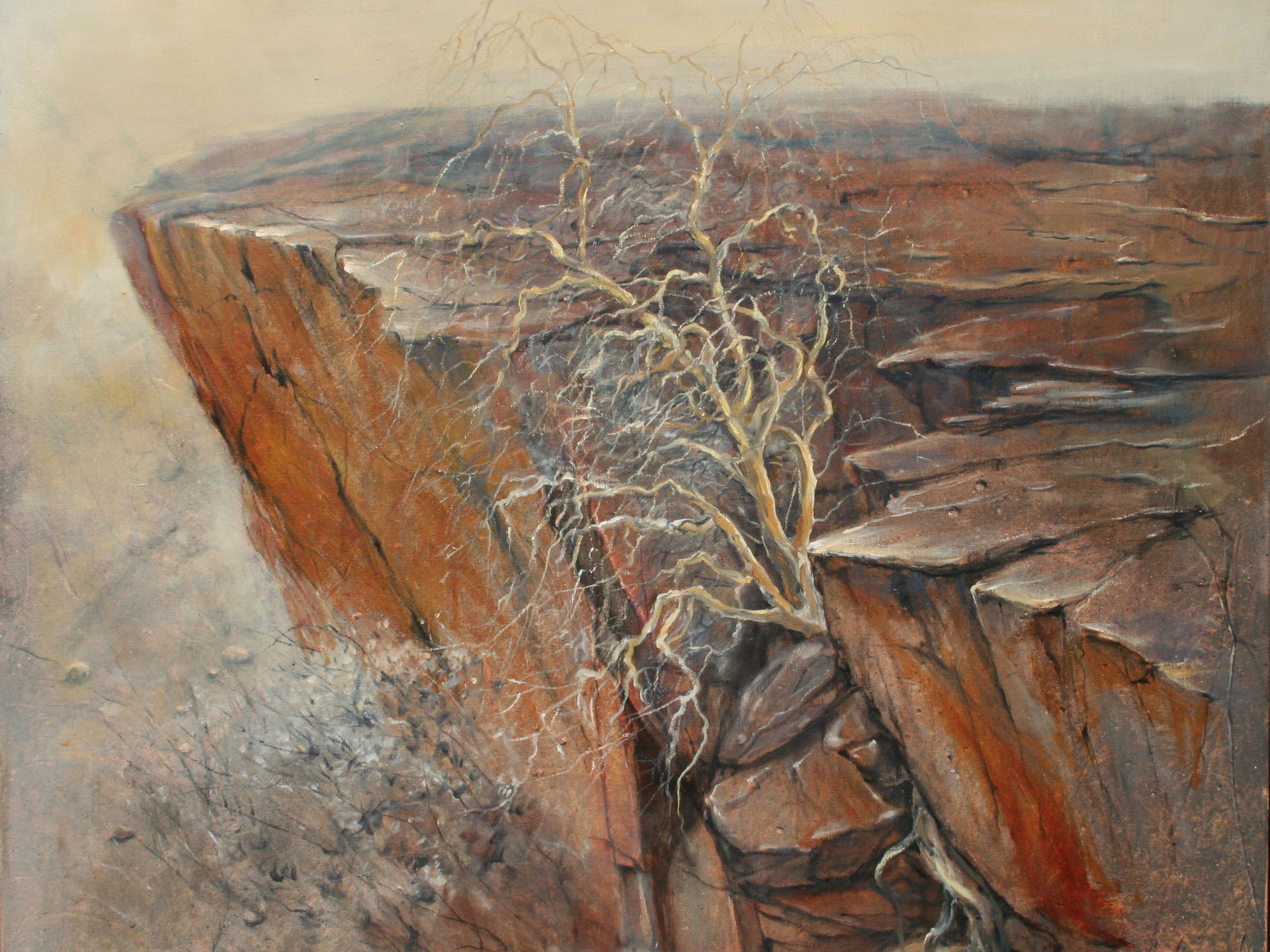 Mapungubwe South Africa    120x100 cm