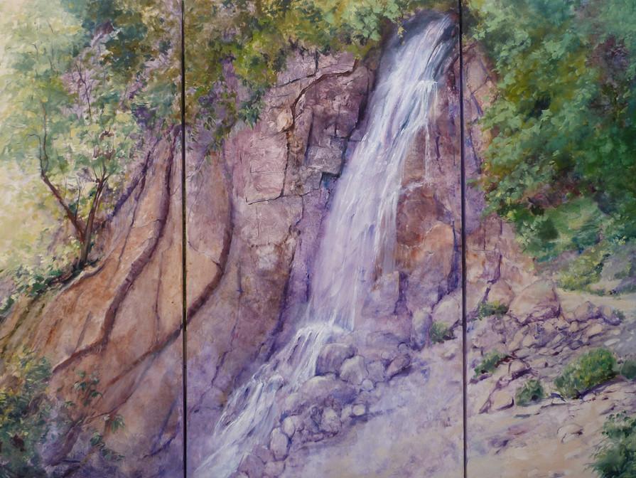 Cascade du Nideck  270x160 cm (3x90x160cm)