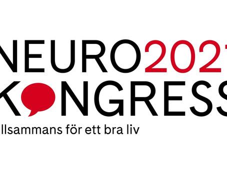 Neuroförbundet väljer Legimeet för sin förbundskongress 2021