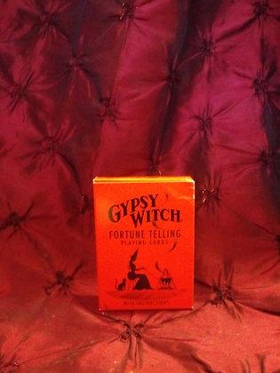 Gypsy Witch Tarot Cards