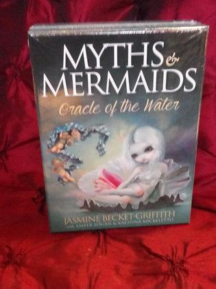 Myths and Mermaid Tarot Cards