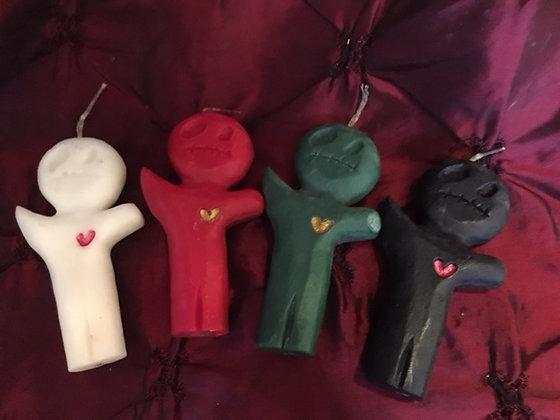 Voodoo Men Candle