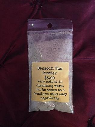 Benzoin Gum Powder