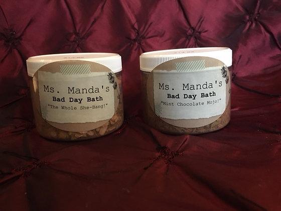 Ms. Manda's Bad Day Bath