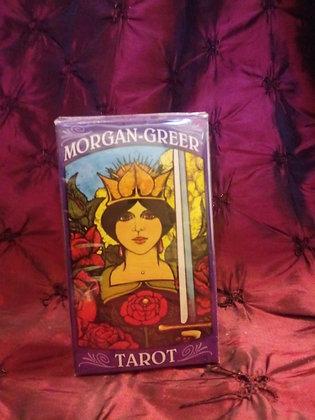Morgan-Greer Tarot Cards