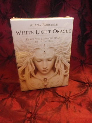 White Light Oracle Tarot Cards
