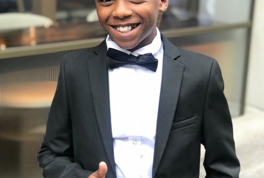 Omari at Screen Nation