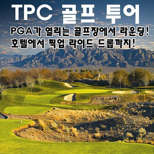 TPC 골프 투어