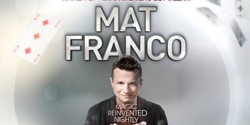 Mat Franco /Linq 호텔