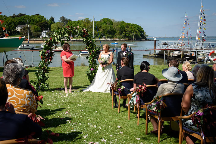 Isle of Wight Wedding