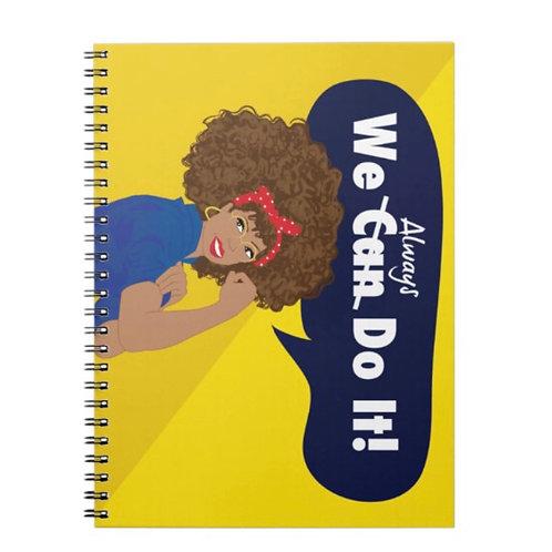 """""""We Always Do It"""" Notebook"""