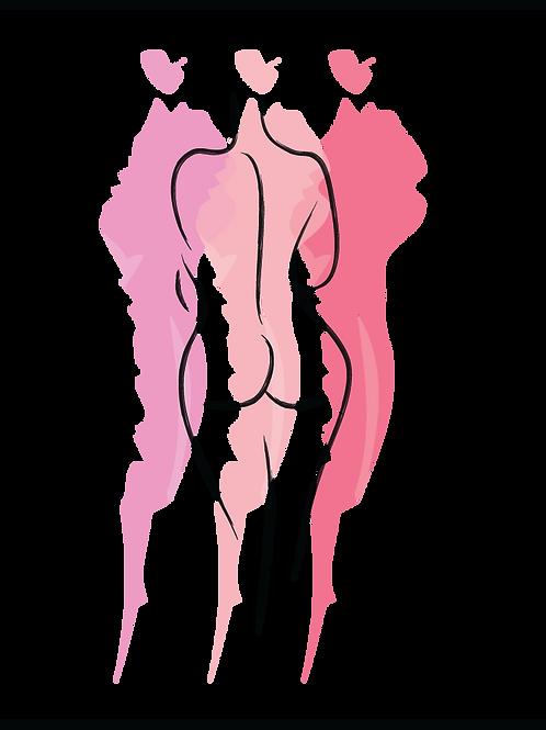 Lady Figure 1