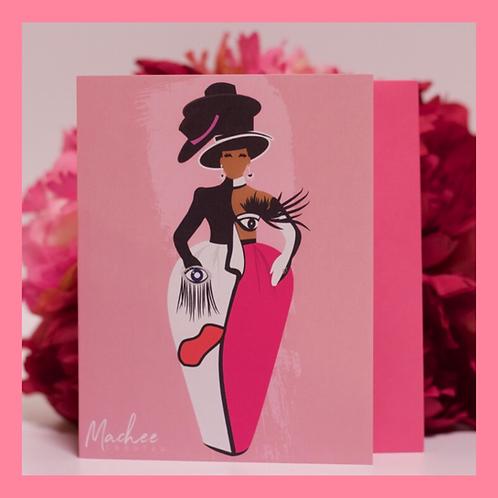 Janelle Monae Met Gala Card