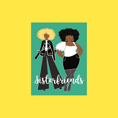 Sisterfriends Card