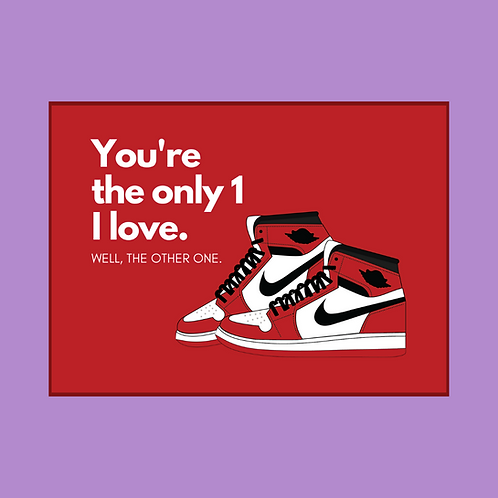 The Other 1 V-Day Card