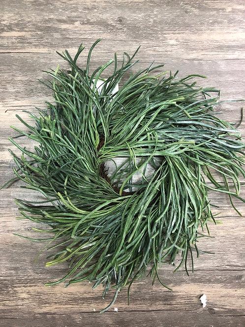 Pearl Grass Wreath