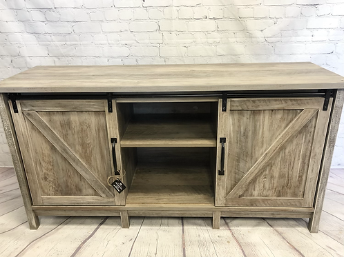 Farmhouse Style Buffet or Entertainment stand