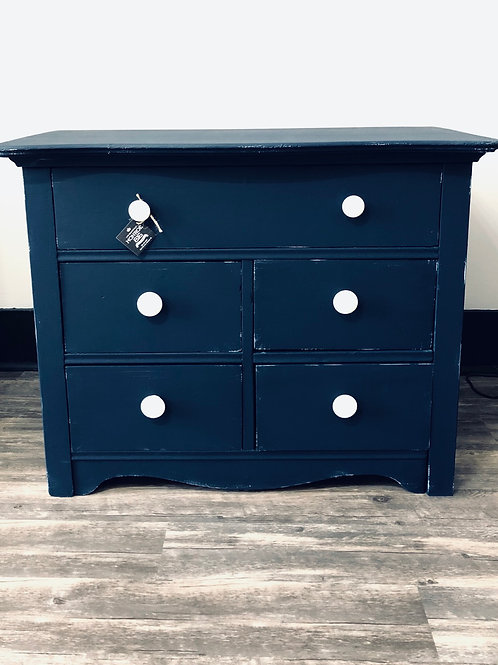 """""""At the Lake"""" Dresser, Nightstand"""