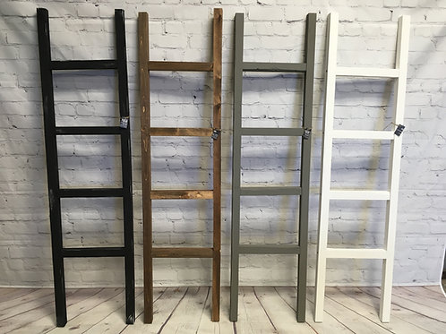 Handmade Blanket Ladder