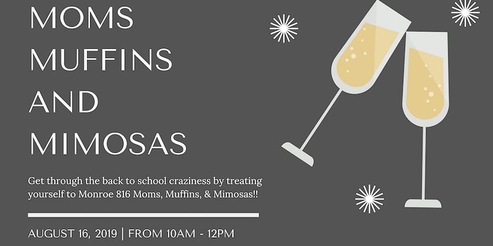 Moms. Muffins. & Mimosas!!