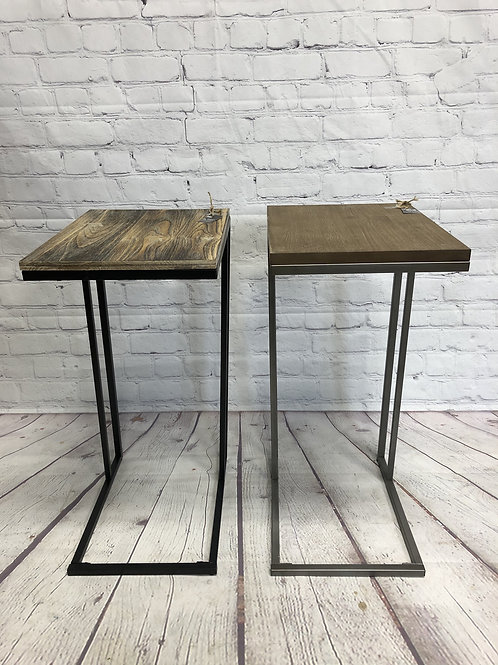 C Shaped Accent Tables