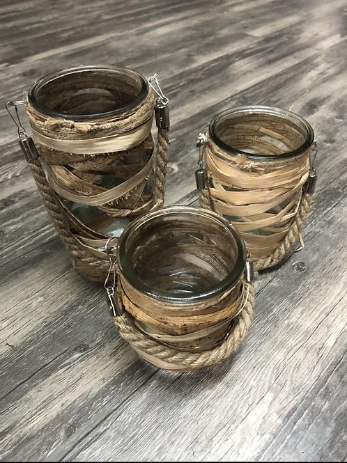 Glass Vase set