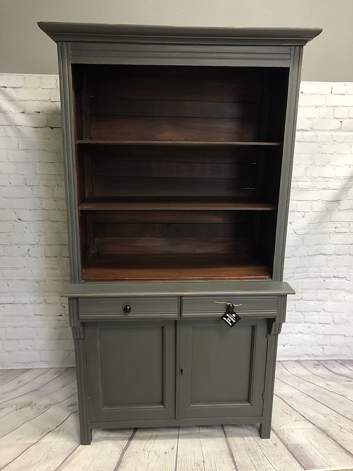 "The ""Henrietta"" Hutch or Bookcase or Coffee bar"
