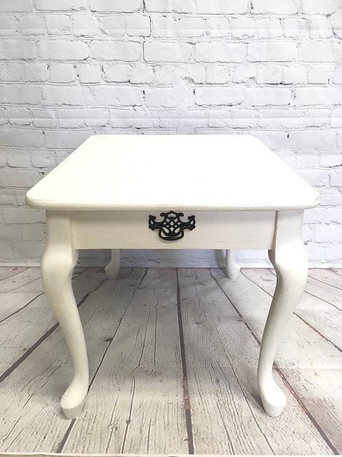 """Traditional Tina"" End Table"