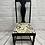 Thumbnail: Black chairs for farmhouse table