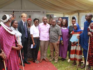 MoMEC participates in launching S4HL - Tanzania campaign