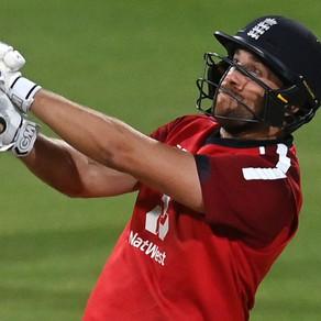 England's T20I batting issues