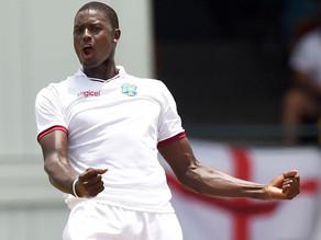 Holder Dismantles England Batting