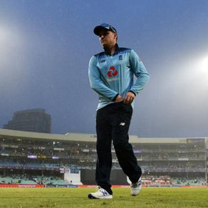 Second ODI Abandoned Due to Rain