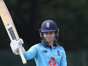 Tammy Beaumont Tops ICC's ODI Batting Ranks.