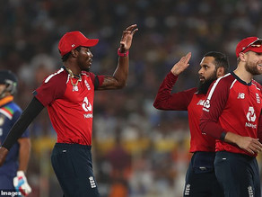 England Dominate India In 1st T20