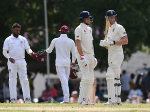England Announce Training Group for West Indies Series