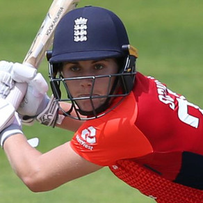 England Beat India in Women's T20