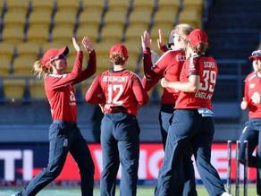England Women Win 11th Straight T20, Sweep New Zealand