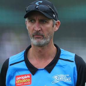 Sussex Coach Jason Gillespie Joining Up With England Lions in Australia