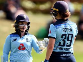 England Women Take 2-0 Lead in New Zealand