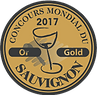 Concours Mondial Du Sauvignon Gold 2017-