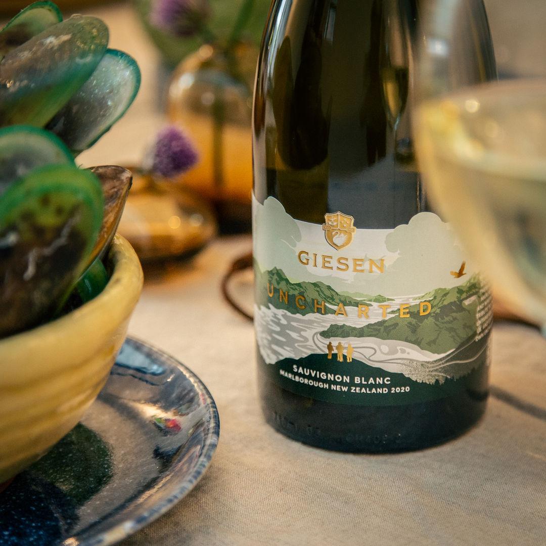 Giesen - Uncharted - Sauvignon Blanc - L