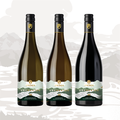 Limited Edition Three Pack Uncharted Wines